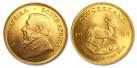 Krugerrand oro Sudafrica