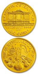 Filarmonica de Viena oro Austria