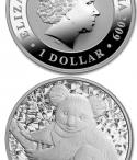 Moneda plata KOALA 2009 Australia