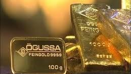lingote oro oegussa
