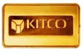 Lingote oro Kitco