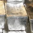 Lingotes de plata