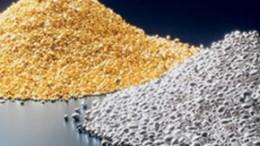 Granalla de oro y plata