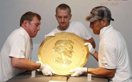 Bank Of Montreal Crea Acciones Para Indexar El Precio Del Oro