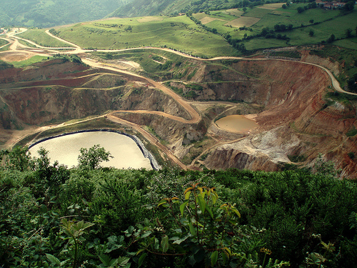 El Valle Belmonte Minas Oro