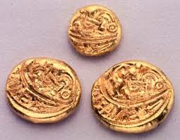 Tezabi moneda oro Pakistán