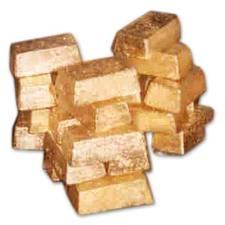 lingotes de oro Honeycomb Bars