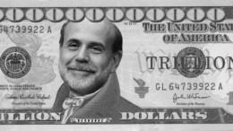 Billete Bernanke 1 trillon