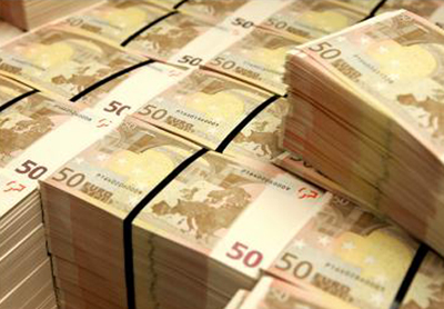 Billetes de euros de 50