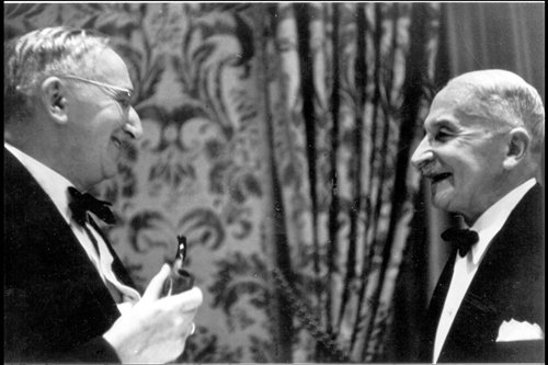 Hayek y Mises