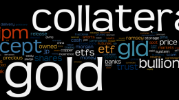 Colateral oro