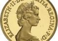 Moneda de oro Reino Unido UK