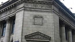 Fachada del Banco Central de la Reserva de Perú