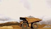Minería y camión minero