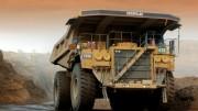 Camion mina de oro