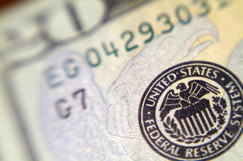 Logo de la Fed (Reserva Federal de los EEUU)