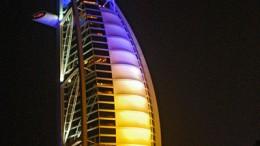 Oro en Dubai