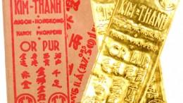 Lingote de oro Vietnam