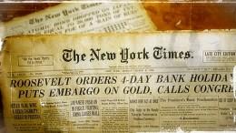 Portada periodico oro 1933