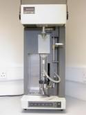 Platino termogravimetría