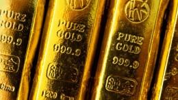 Lingotes de oro 999.9