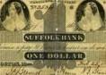 Suffolk Bank dollar bill