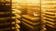 Reservas de lingotes de oro