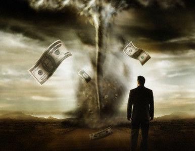 Huracán con dinero