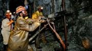 Mineros Oro Sudafrica