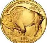 Moneda oro american buffalo