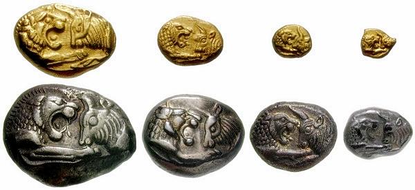 monedas oro y plata Moneymuseum