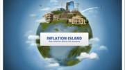 Ilustración isla de inflación