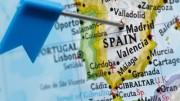 Mapa geográfico España