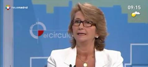Marion Mueller Telemadrid junio 2012
