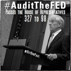 ¿Que revelaría una auditoria a la Reserva Federal?