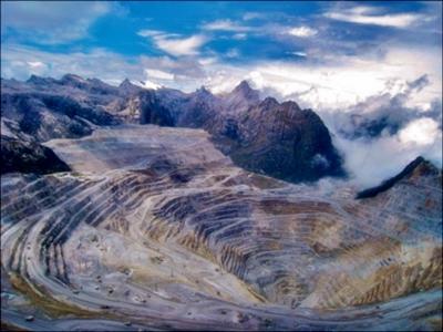 Grasberg mina de oro