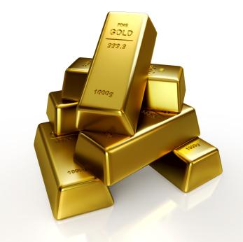 el oro se utiliza como colateral en las cámaras de compensación
