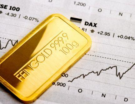 lingote oro inversión