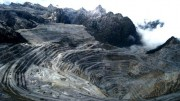 Mina oro Grasberg Indonesia