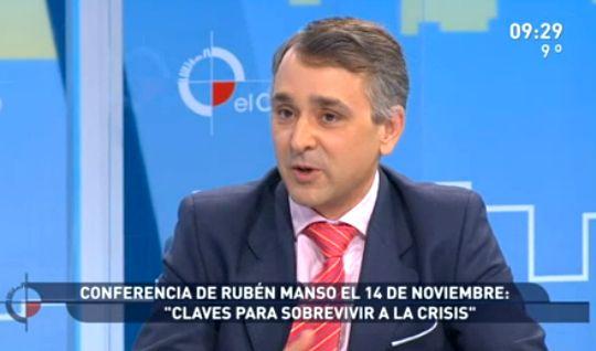 Rubén Manso Olivar