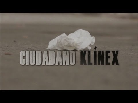 Video thumbnail for youtube video Ciudadano Kleenex o la salud de la democrcia según Salvados
