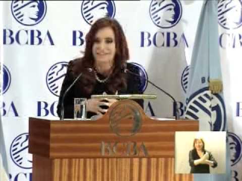 Cristina Kirchner Argentina