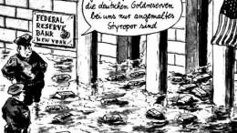 Reservas Oro Alemania NY