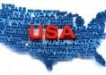 USA EEUU Mapa