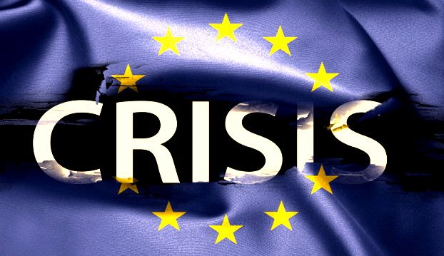 Bandera Europa Crisis