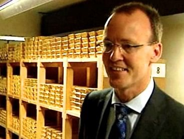 Holanda reservas de oro