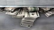 Dinero aplastado
