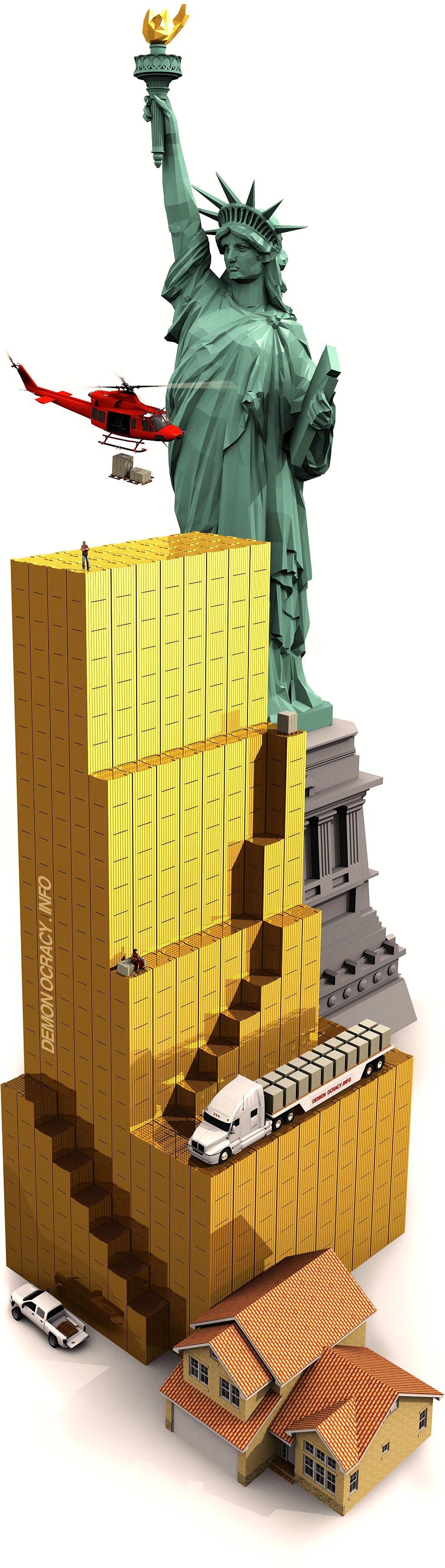 Infografía Oro Demonocracy 11