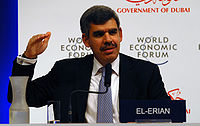 Mohamed A El-Erian
