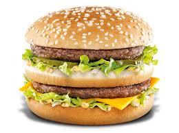 Big Mac McDonald`s